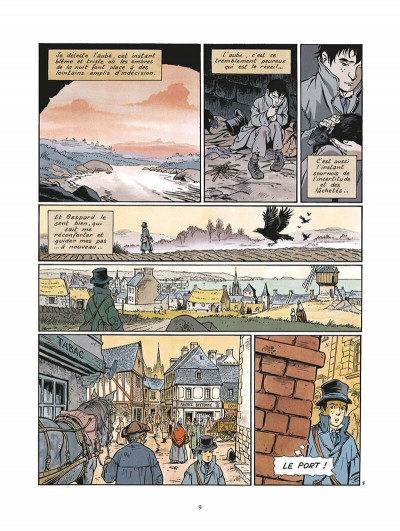 Page 0 bout d'homme tome 3 - vengeance