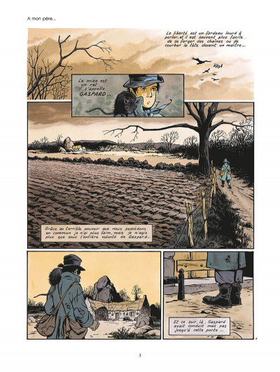 Page 4 bout d'homme tome 3 - vengeance