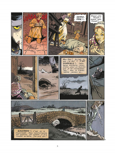 Page 6 bout d'homme tome 3 - vengeance