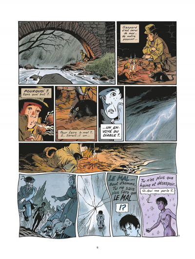 Page 7 bout d'homme tome 3 - vengeance
