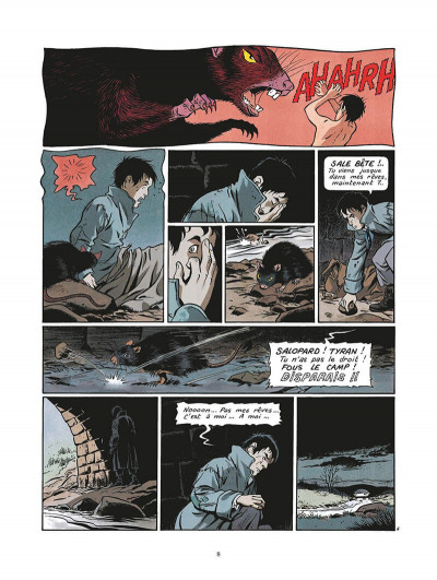 Page 9 bout d'homme tome 3 - vengeance