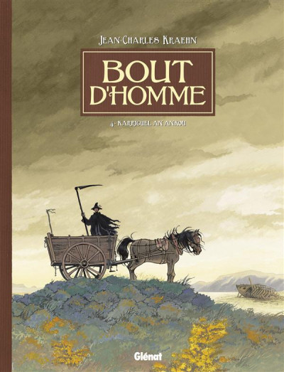 Couverture bout d'homme tome 4 - karriguel an ankou