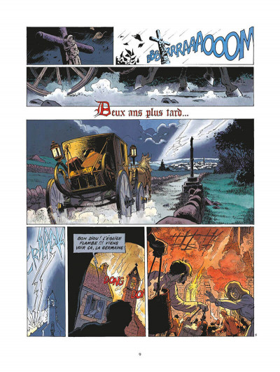 Page 0 bout d'homme tome 4 - karriguel an ankou