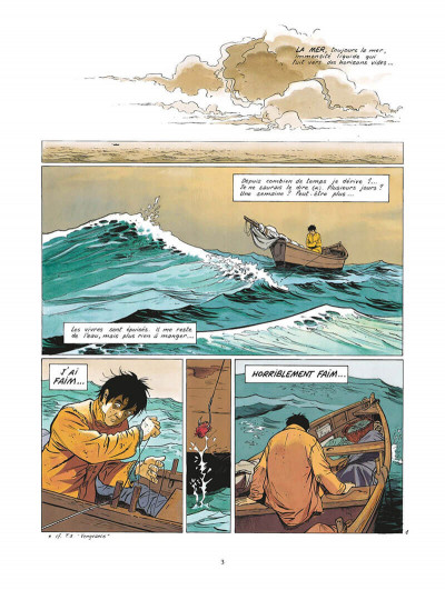 Page 4 bout d'homme tome 4 - karriguel an ankou
