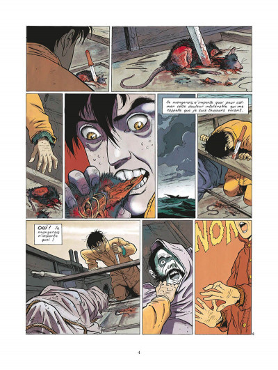 Page 5 bout d'homme tome 4 - karriguel an ankou