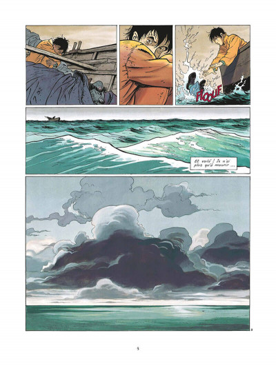 Page 6 bout d'homme tome 4 - karriguel an ankou