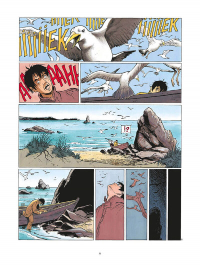Page 7 bout d'homme tome 4 - karriguel an ankou