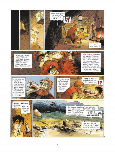Page 8 bout d'homme tome 4 - karriguel an ankou