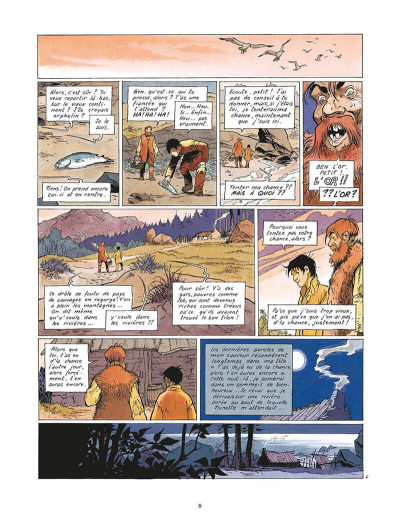 Page 9 bout d'homme tome 4 - karriguel an ankou