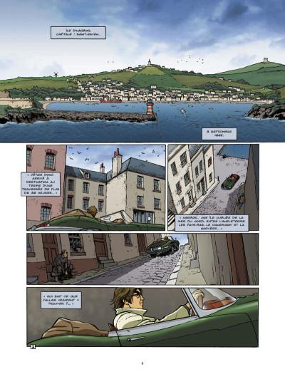Page 2 l'ultime chimère tome 5 - le livre