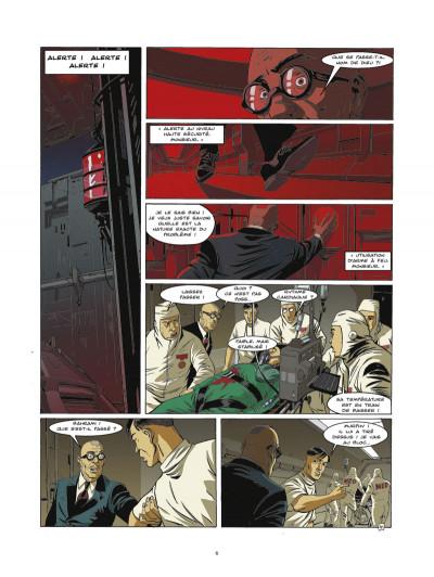 Page 4 l'ultime chimère tome 5 - le livre
