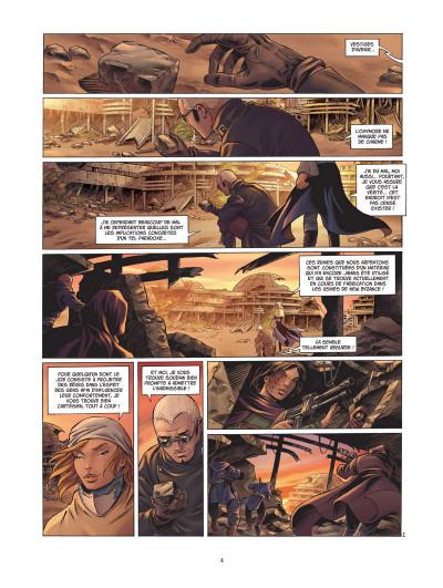 Page 2 Uchronie(s) - New Byzance tome 2
