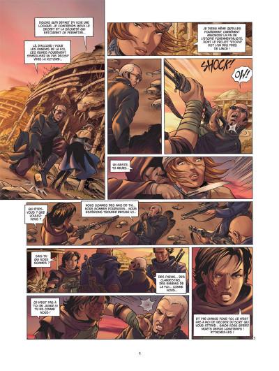 Page 3 Uchronie(s) - New Byzance tome 2