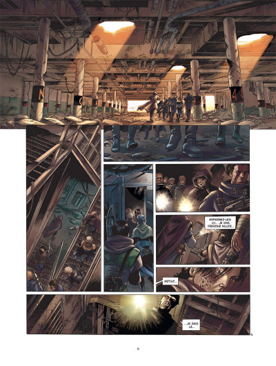 Page 4 Uchronie(s) - New Byzance tome 2