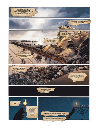 Page 4 le troisième testament - julius tome 1