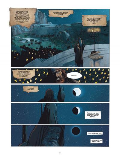 Page 5 le troisième testament - julius tome 1