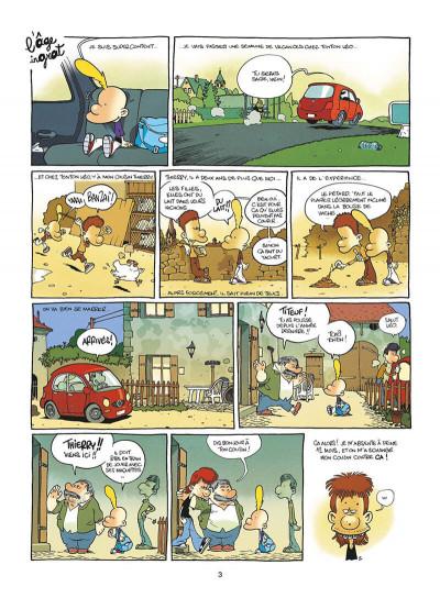 Page 6 titeuf tome 12 - le sens de la vie