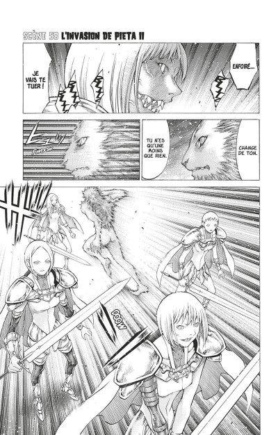 Page 6 Claymore tome 11