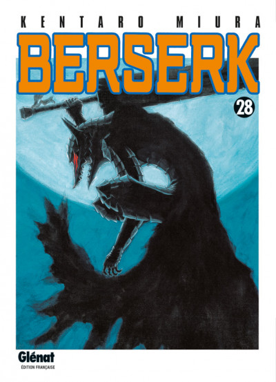 Couverture berserk tome 28
