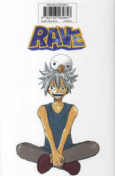 Dos rave tome 35