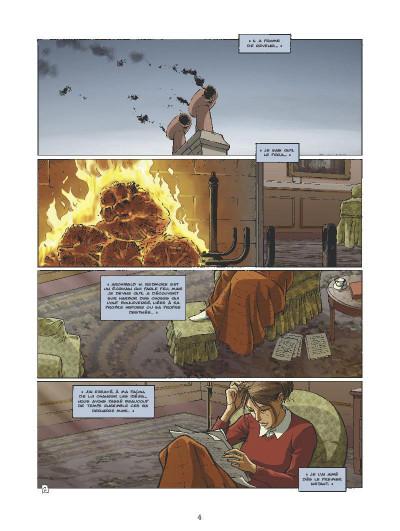 Page 2 l'ultime chimère tome 6 - le meurtre