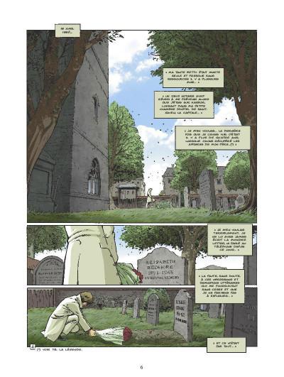 Page 4 l'ultime chimère tome 6 - le meurtre