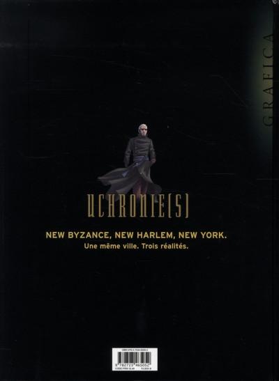 Dos Uchronie(s) - New Byzance tome 3
