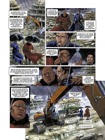 Page 2 Uchronie(s) - New Byzance tome 3