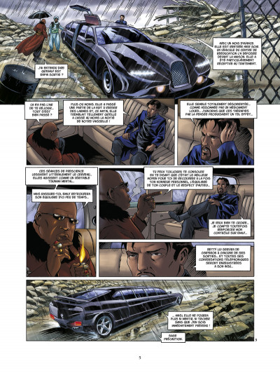 Page 3 Uchronie(s) - New Byzance tome 3