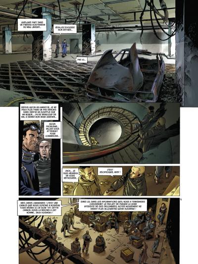 Page 4 Uchronie(s) - New Byzance tome 3