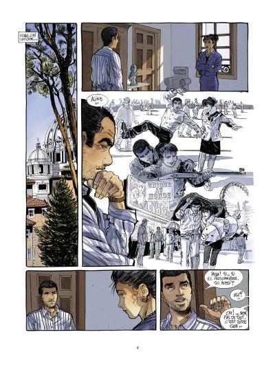 Page 2 le légataire tome 4 - le cardinal