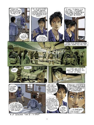 Page 3 le légataire tome 4 - le cardinal