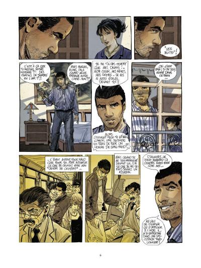 Page 4 le légataire tome 4 - le cardinal