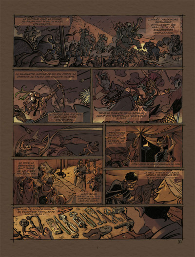 Page 1 les patriciens tome 1 - l'imagination au pouvoir