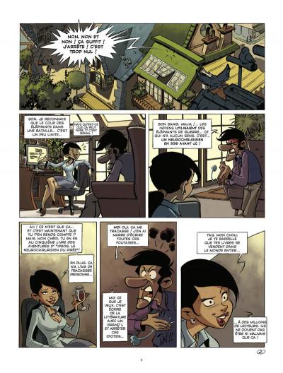 Page 2 les patriciens tome 1 - l'imagination au pouvoir