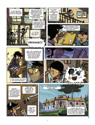 Page 3 les patriciens tome 1 - l'imagination au pouvoir
