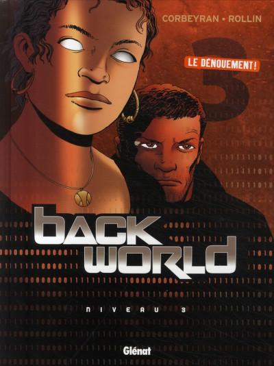 image de back world tome 3