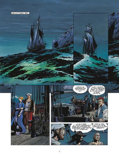 Page 1 les pirates de barataria tome 1 - nouvelle orléans
