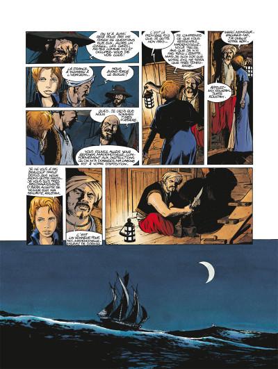 Page 2 les pirates de barataria tome 1 - nouvelle orléans