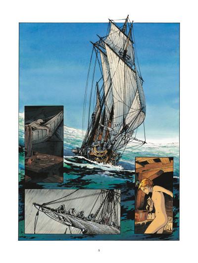 Page 3 les pirates de barataria tome 1 - nouvelle orléans