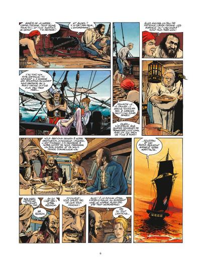Page 4 les pirates de barataria tome 1 - nouvelle orléans