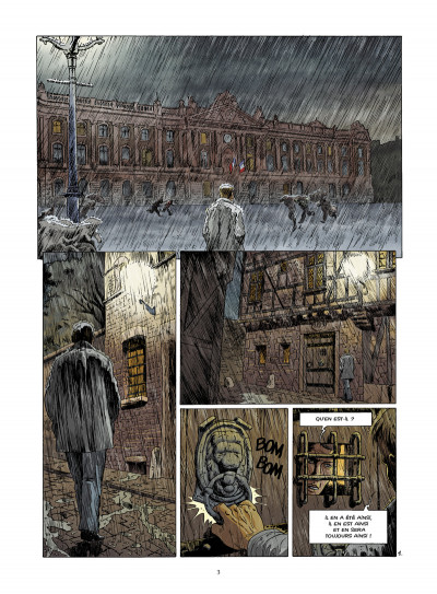 Page 1 disparitions, retour aux sources tome 3