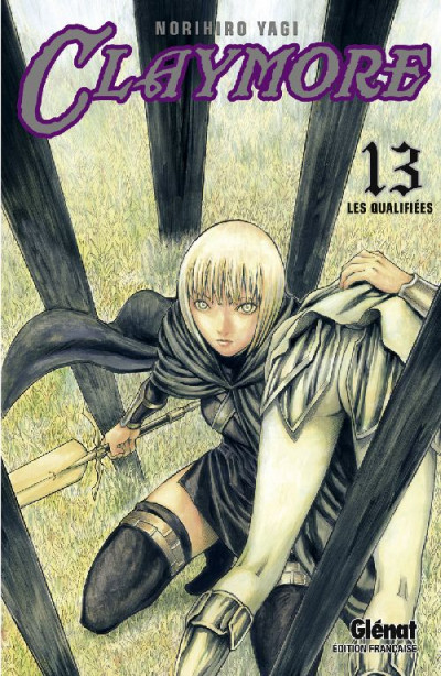 Couverture Claymore tome 13