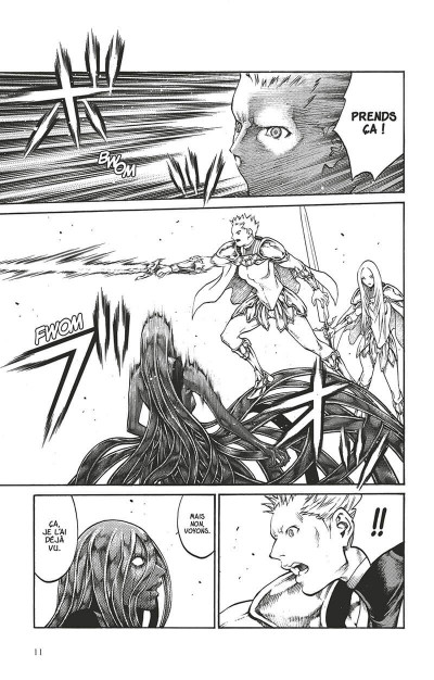 Page 0 Claymore tome 13