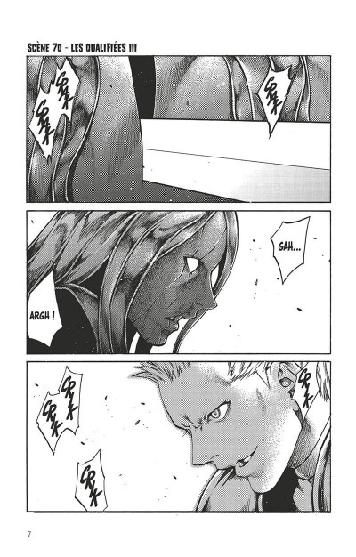 Page 6 Claymore tome 13