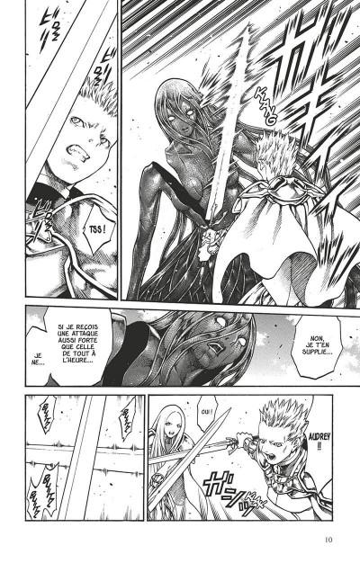 Page 9 Claymore tome 13