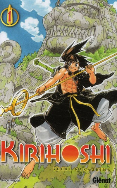 Couverture kirihoshi tome 1
