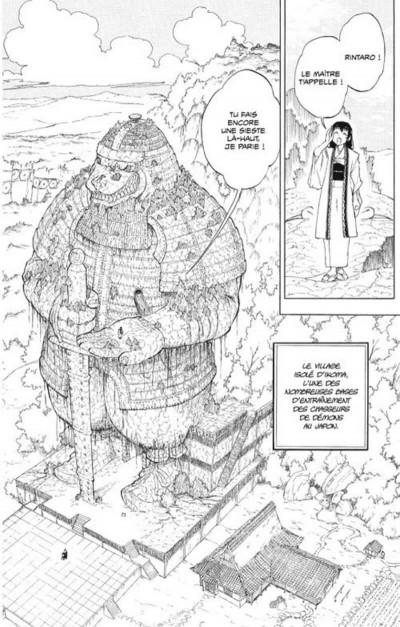 Page 9 kirihoshi tome 1