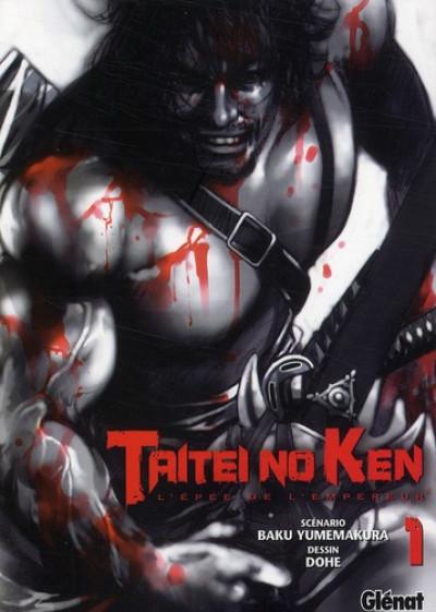 Couverture taitei no ken tome 1