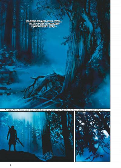 Page 4 taitei no ken tome 1